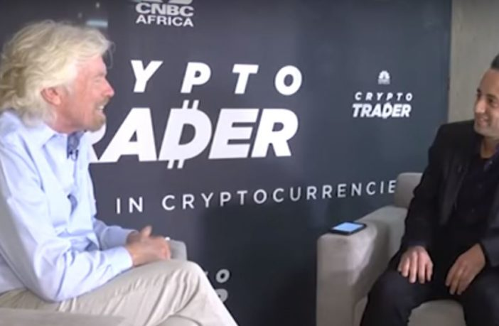 Richard Branson om kryptovalutor